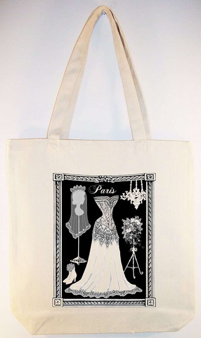 Tote bag. Foto: Whimsybags