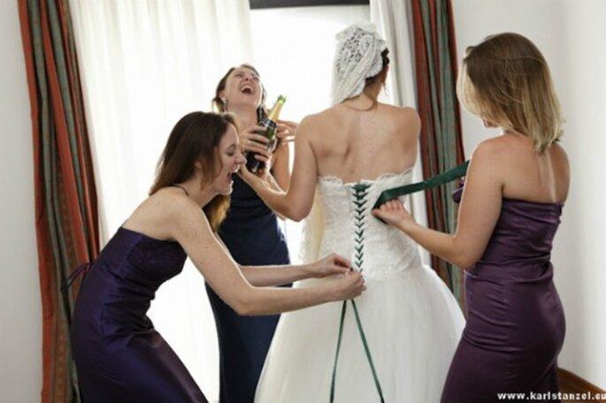 Paraître plus jeune à son mariage : suivez nos conseils ! Source : Karl Stanzelfam