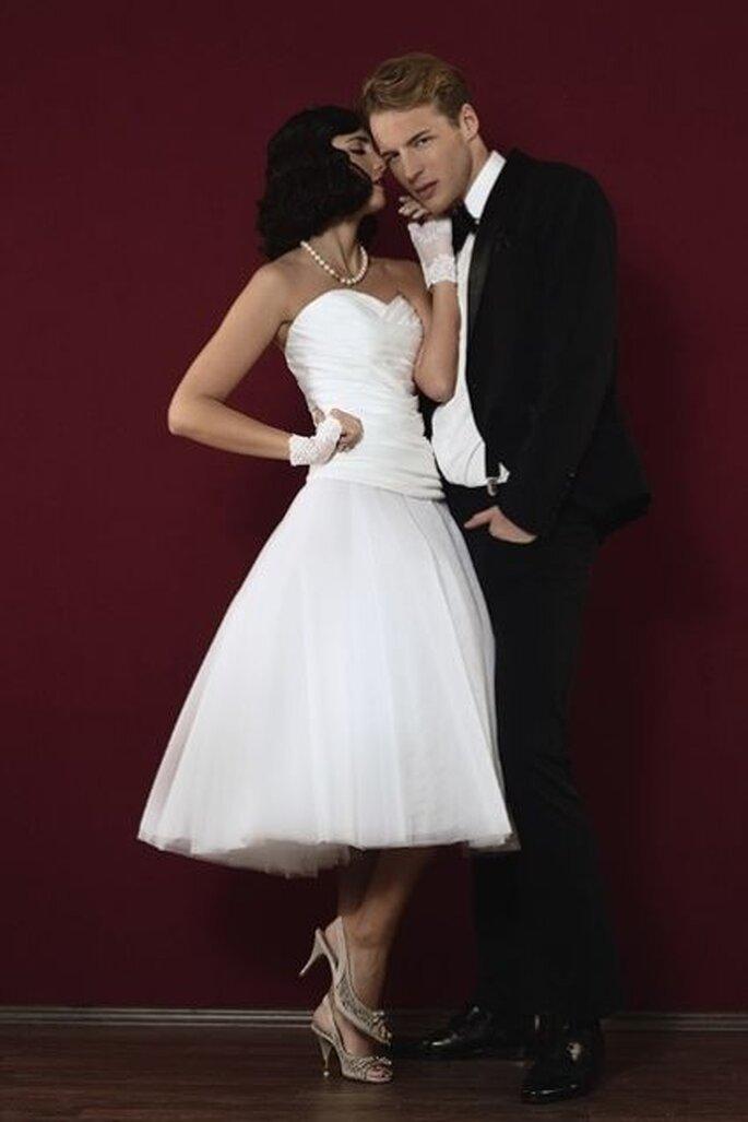 Vestido de nocias por Dana Loré en MARRYJim