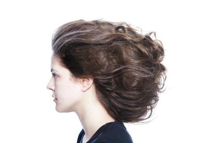Los cardados también son tendencia en los peinados de novia 2012 - Art Lab