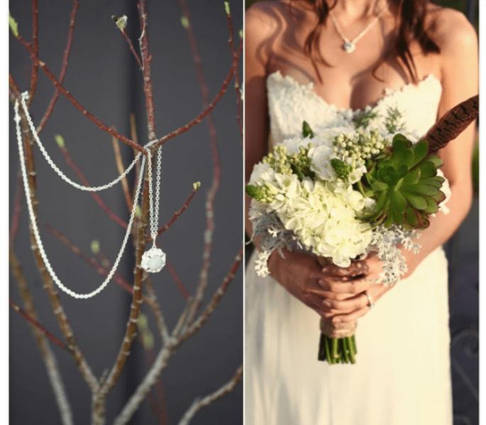 Las joyas de la abuela perfecta para tu boda  - Foto Vatne Designs