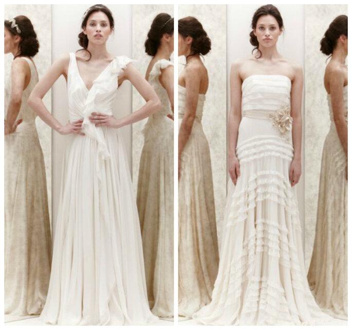 lekkie suknie ślubne