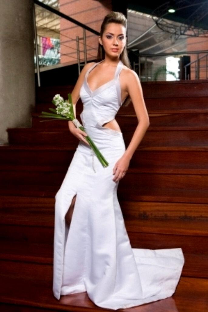 Vestidos del diseñador Carlos Benguigui