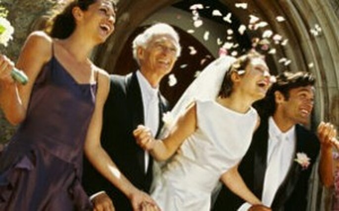 Liberar mariposas en tu boda
