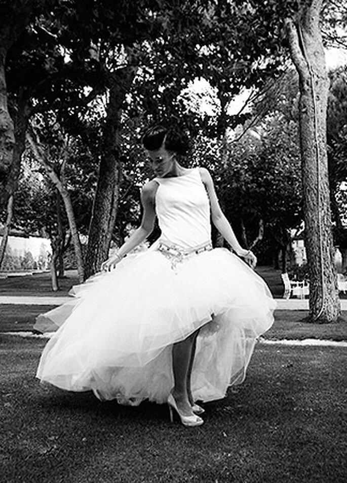 Cada novia es diferente, y cada reportaje de boda también. Foto: Doble A Foto