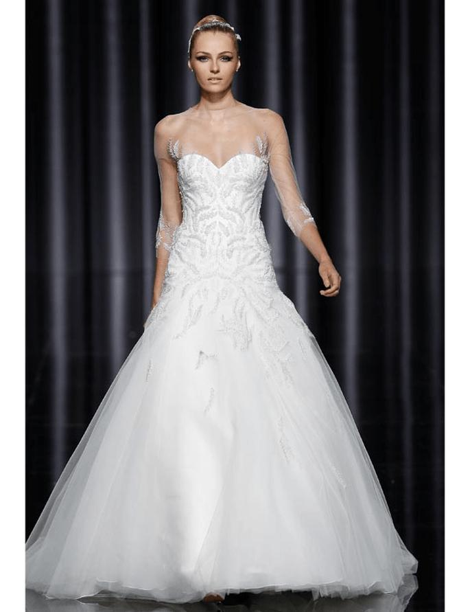 Bild 5 Brautkleid von Pronovias