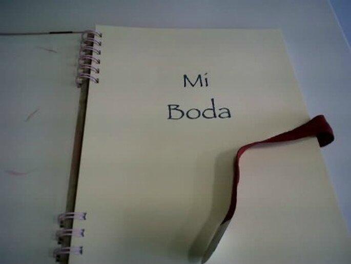 Apunta en el cuaderno de tu boda nuestras sugerencias