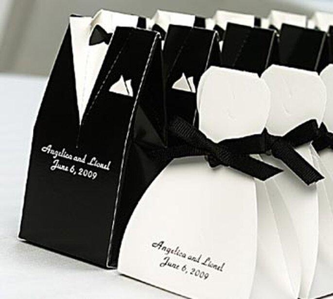 chocolates para los invitados
