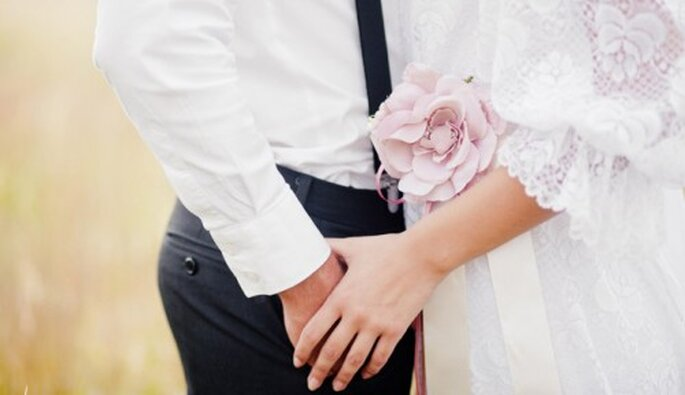Accesorios para novia hechos a mano - Foto Nadia Meli