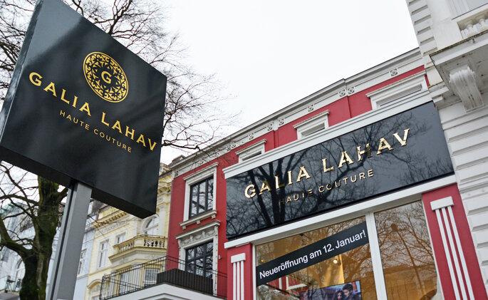 Galia Lahav Flagship Store Hamburg