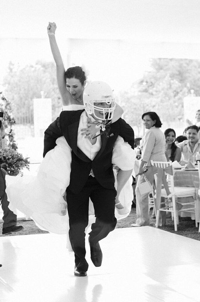 Tradiciones, rituales y nuevas tendencias en bodas - Foto María Velarde