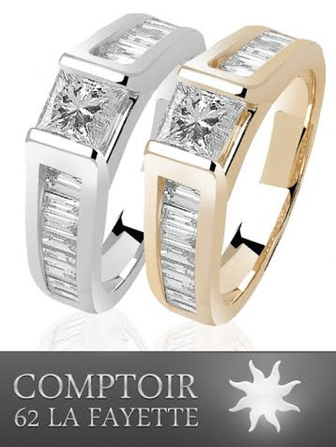 Comptoir 62 La Fayette : l'assurance d'un bijou à la hauteur de vos espérances