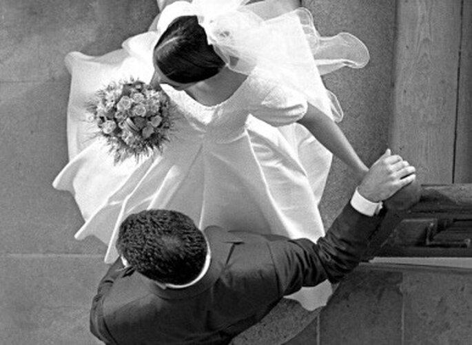 Per tradizione sono gli sposi ad aprire le danze