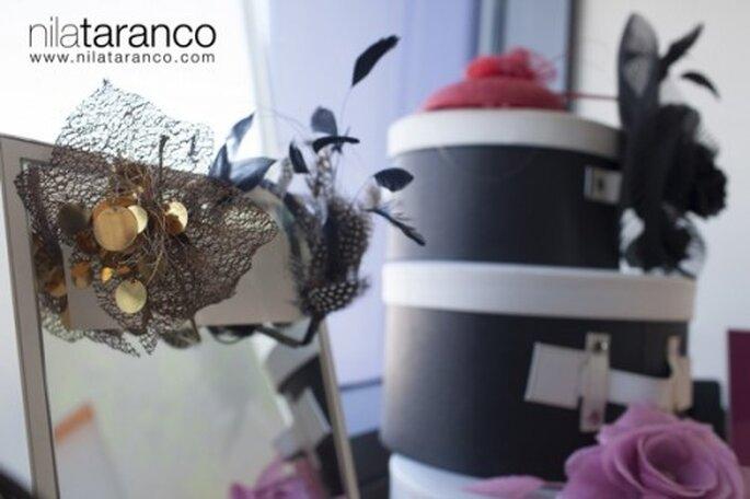 Descubre las exclusivas confecciones de Nila Taranco en alta costura para novias - Foto Nila Taranco