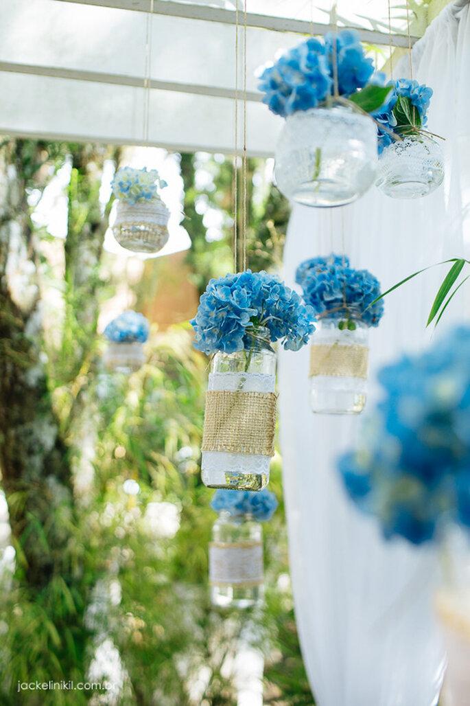 Casamento ao ar livre de ana e fernando decora o diy - Decoracion rustica barata ...