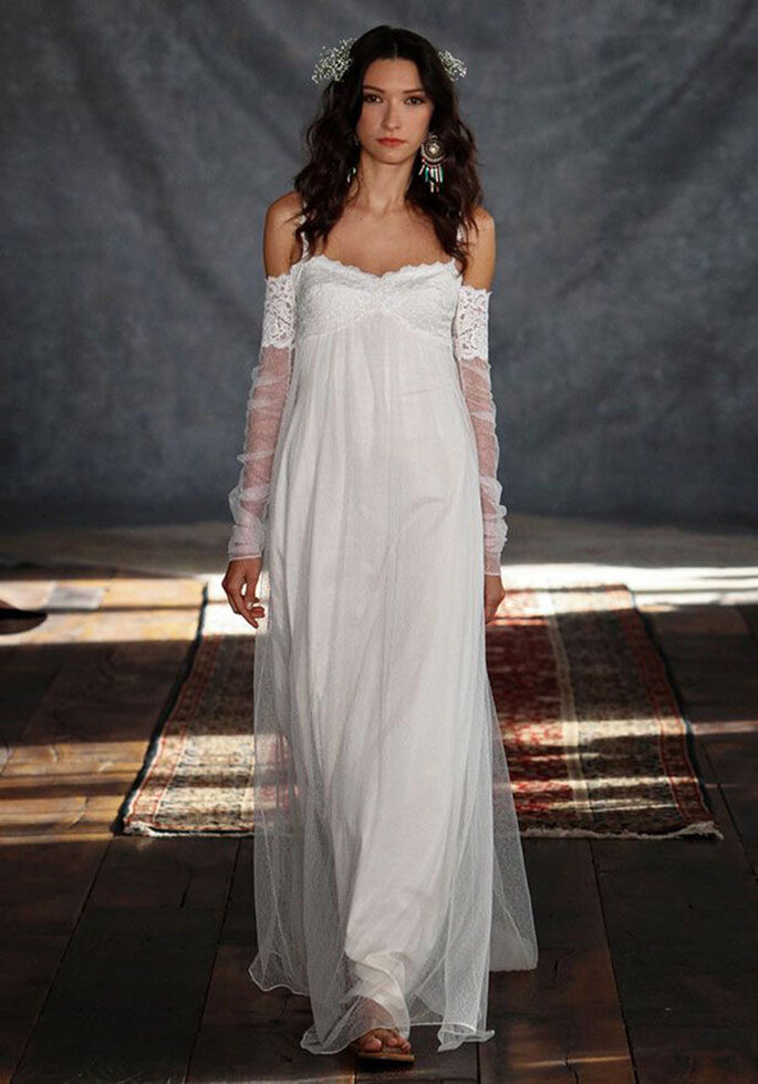 Claire Pettibone - Collezione sposa 2015