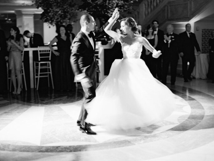 Canciones de los Beatles para bailar en tu boda - Abby Jiu Photography