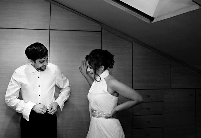 La lista de invitados debe ser confeccionada por el novio y la novia. Foto: Fran Cabrales