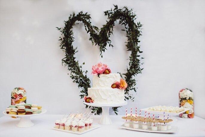 5 ideas innovadoras para decorar tu boda. Foto- Sarah Culver