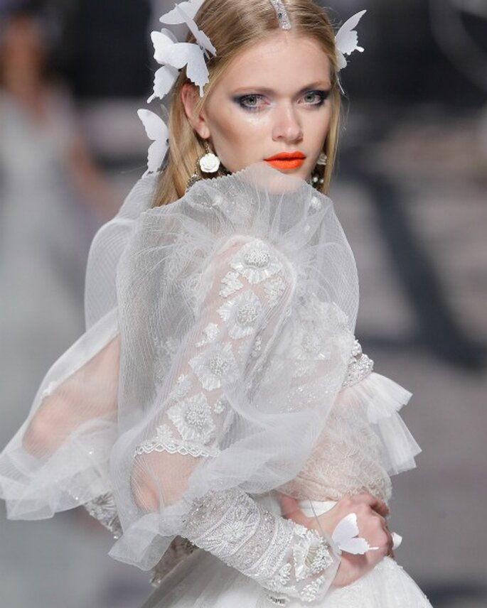 YolanCris 2015. Foto: Barcelona Bridal Week