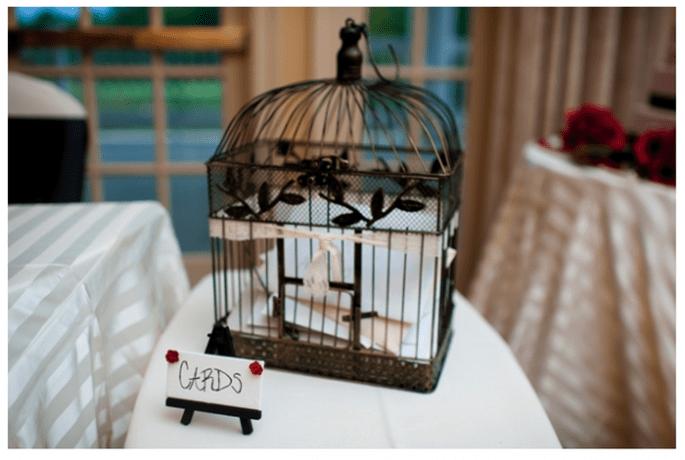 Ideas originales para una boda perfecta - Foto Rebekah Hoyt Photography
