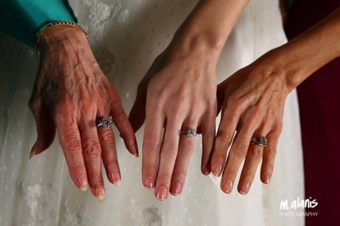 Foto de la semana: Tres joyas preciosas, tres generaciones distintas - Foto Mauricio Alanis