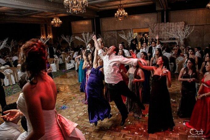 Sea cual sea la tradición, no olviden capturarla en sus fotos de boda - Foto Arturo Ayala