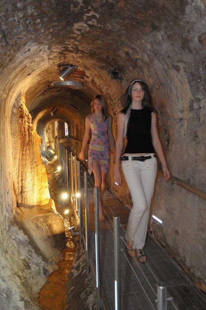 Una experiencia subterranea inolvidable