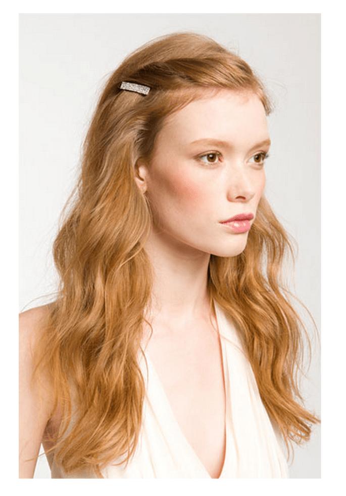 Mascarillas naturales para lucir un cabello perfecto en tu boda - Foto Nordstrom