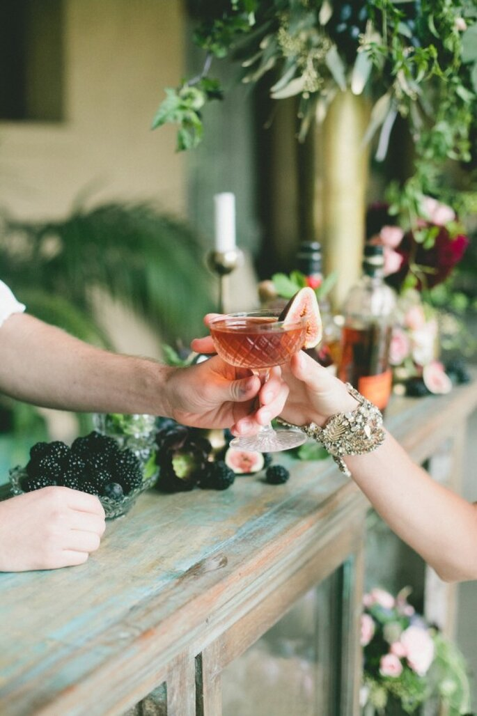Ventajas de tener un cocktail en tu boda - One Love Photography