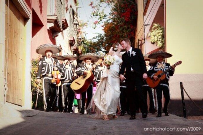 Fiestas temáticas. Foto de Anahí Navarro.