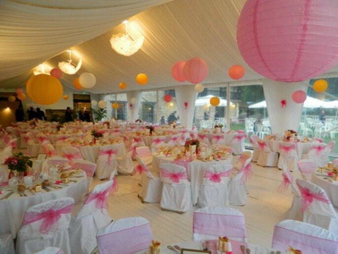 Un dîner de mariage au Domaine de Fragan : quoi de plus festif ?