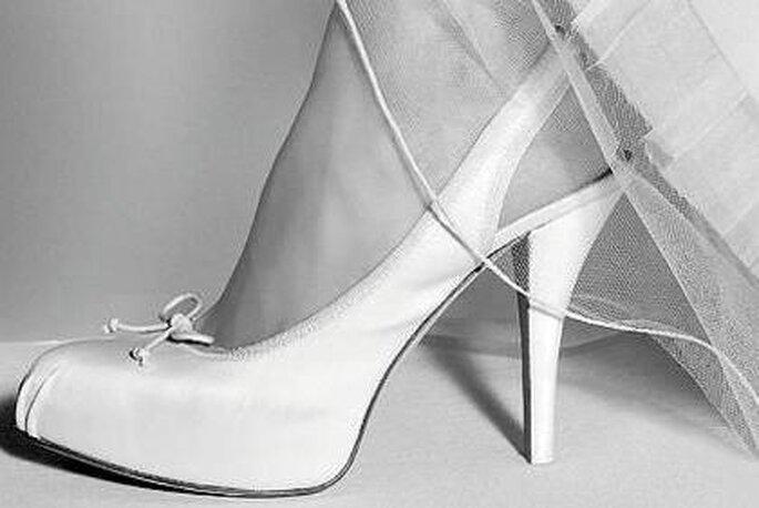 Sapatos de Noiva 2010 - Pura López