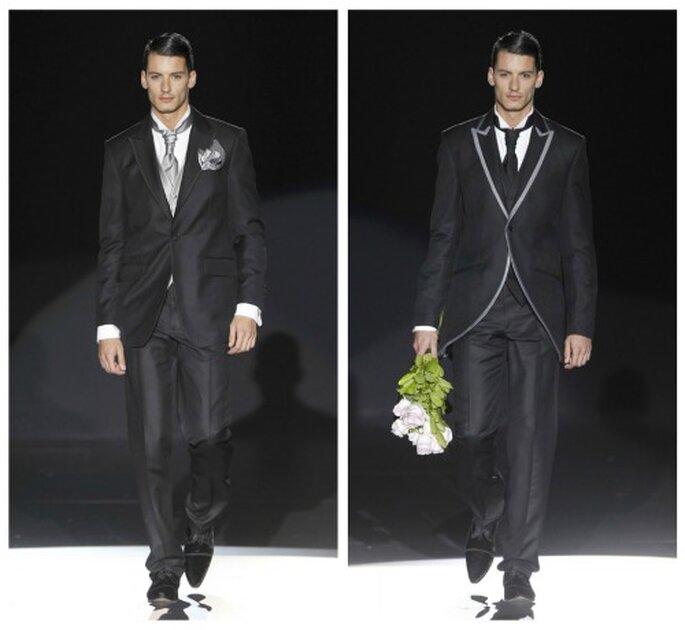 Colección masculina  2012 de Hannibal Laguna