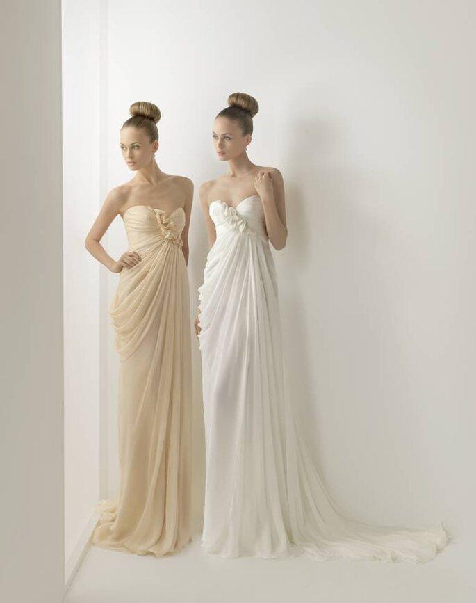Vestidos de Noiva Rosa Clará 2012 - Harmoni