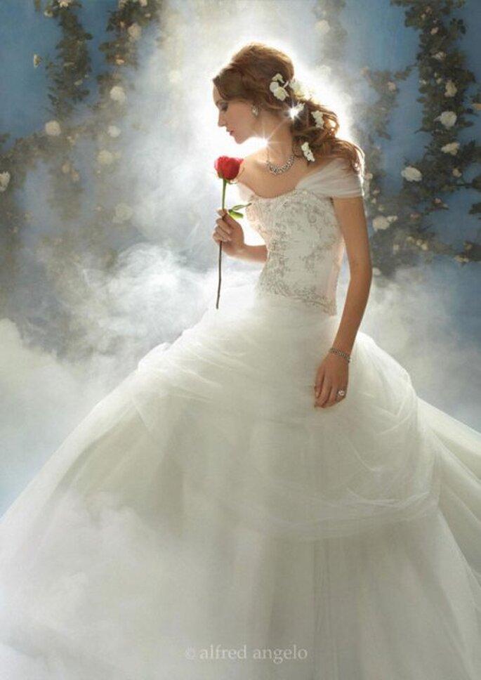 Modelo de novia de Bella