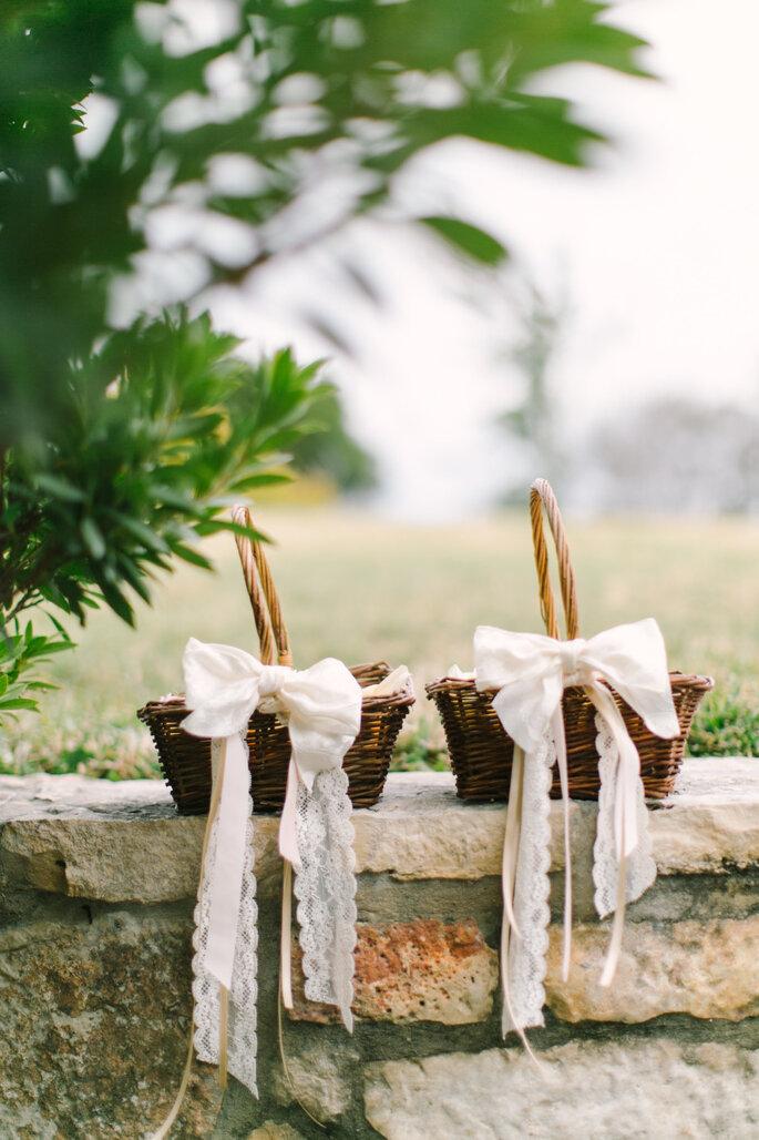 Detalles para una boda shabby chic - Mint photography