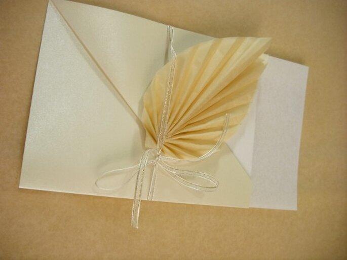 Invitaciones para boda. Foto de Katya Garay Diseño Gráfico.