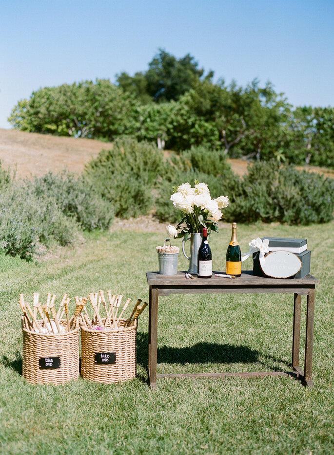 Una boda campestre - Josh Gruetzmacher Photography