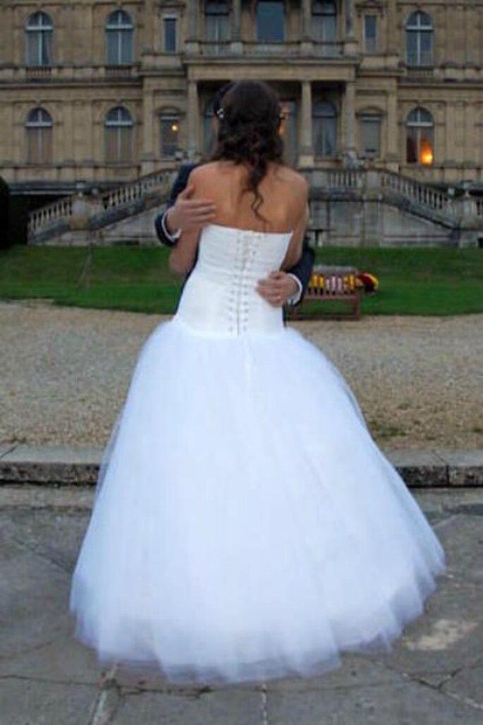 Ofildelo : des robes de mariée féminines et romantiques - Photo : Ofildelo