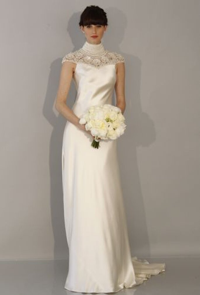 Theia Spring 2013 wedding dress