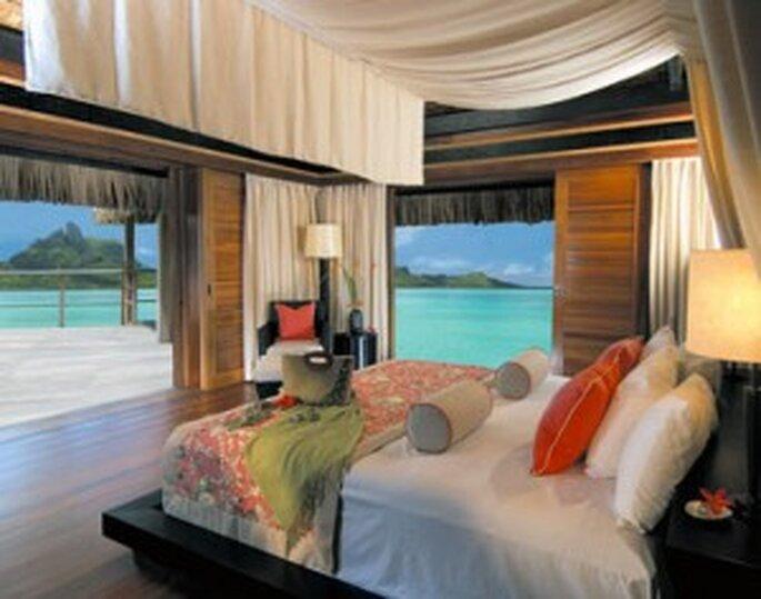 St. Regis Bora Bora Resort & Spa