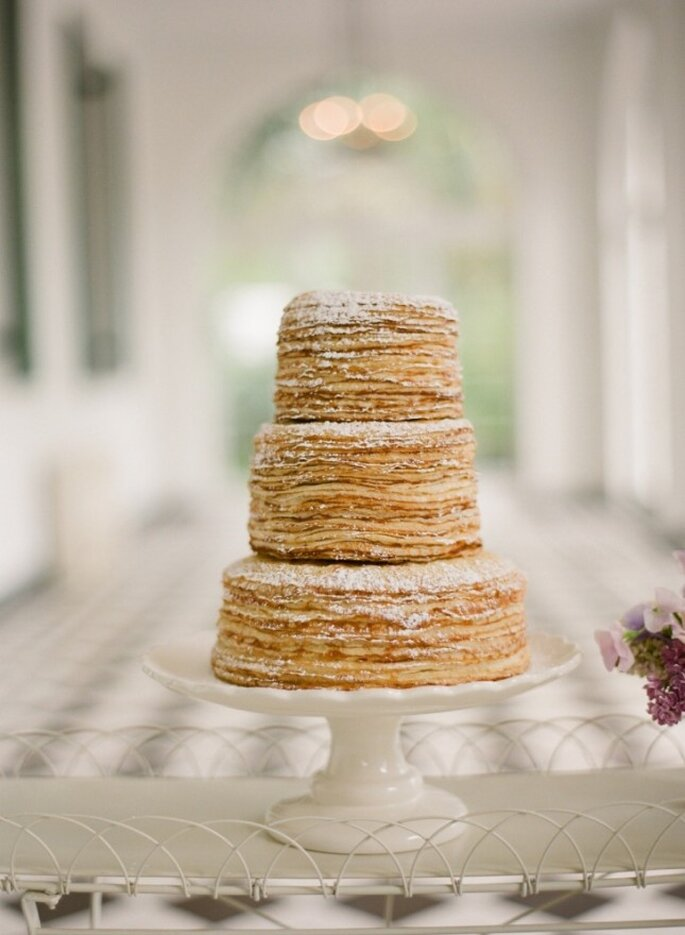 Alternativas deliciosas para el pastel de bodas - Eric Kelley Photography