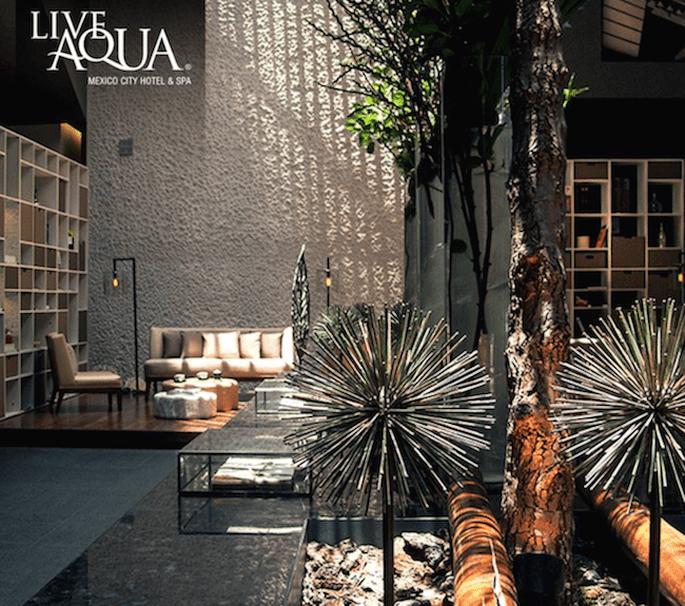 Live Aqua Mexico City