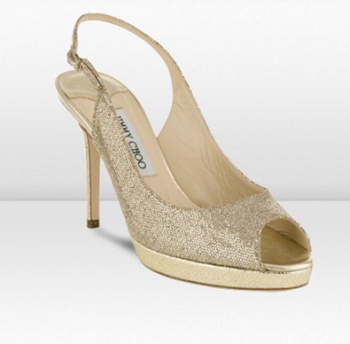 Zapato de novia modelo Nova - Jimmy Choo