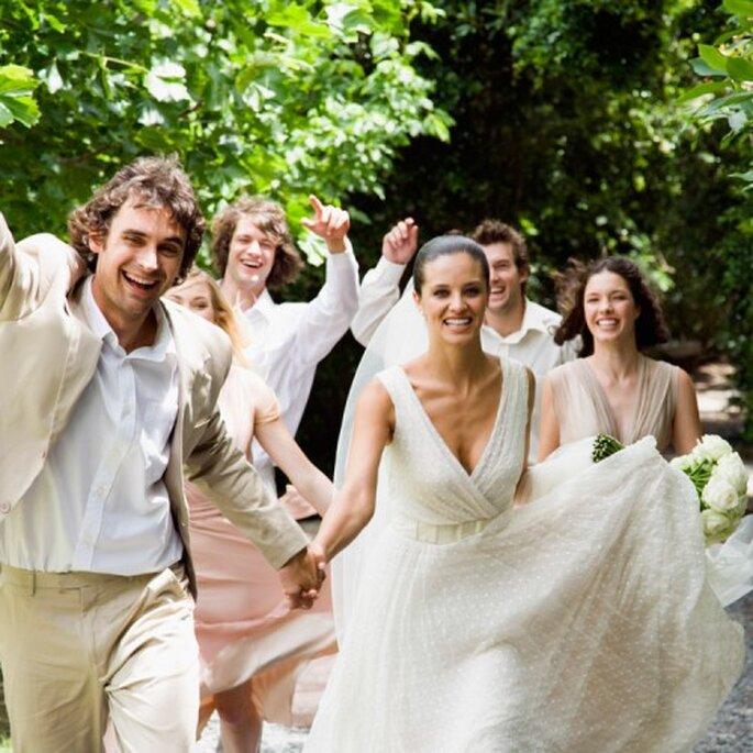 Comment aider vos amis à être au top le jour de votre mariage ?(C) Plurielles.fr