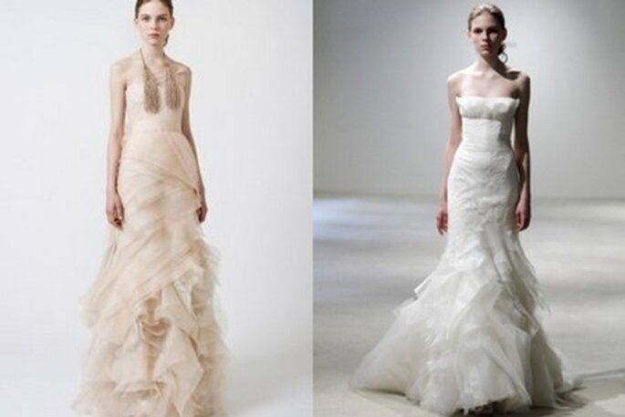 Vestidos de Noiva Vera Wang 2011