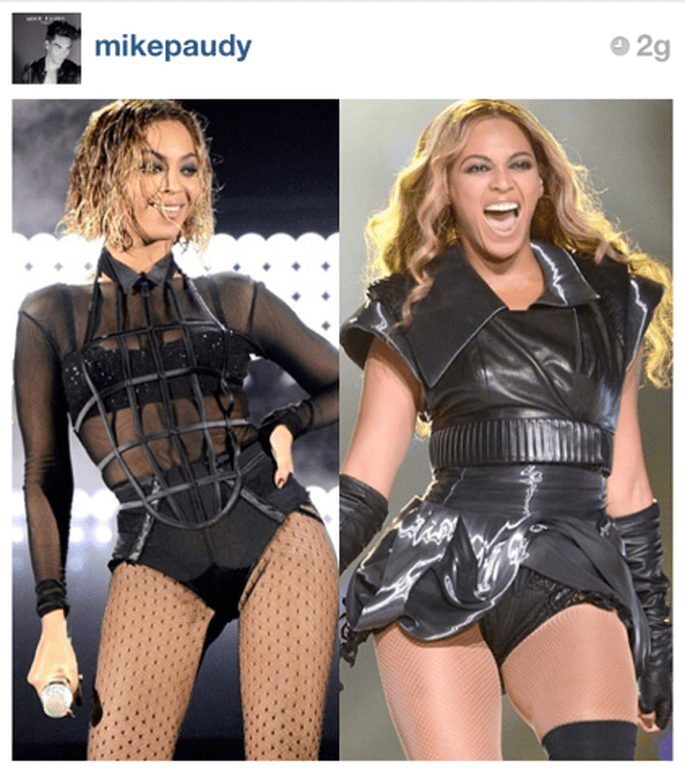 Impazzano i prima-dopo immortalati in Instagram dai fan di Beyoncé