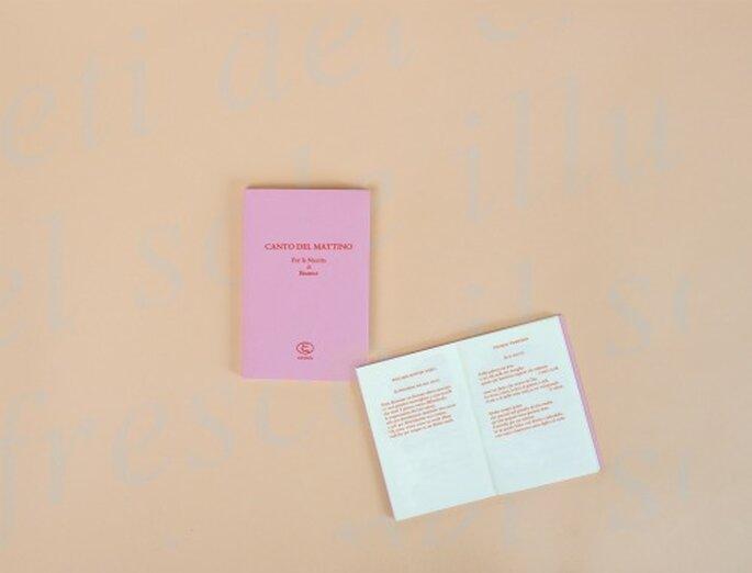 Un piacere per gli occhi e per il cuore: regala un libro bomboniera