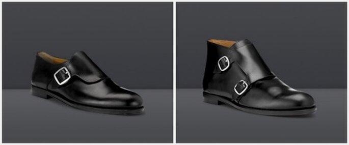 Zapatos Holborn y St James, un estilo retro y clásico a la vez. Fotos: www.jimmychoo.com
